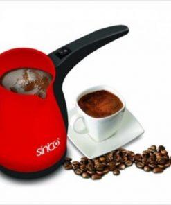 Sinbo SCM-2942 Elektrikli Cezve Renkli Türk Kahvesi Makinesi