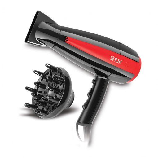 Sinbo SHD-7056 Difüzörlü Saç Kurutma Makinesi Fön Makinesi