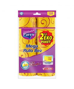 Mega Rulo Temizlik Bezi 2li Eko Paket Parex 2107871