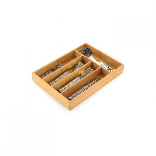 Bien Wooden Bambu Çekmece Çatal Kaşıklık 8-6080