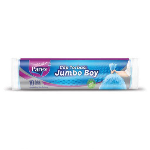 Çöp Poşeti Jumbo Boy Parex 1909285 Standart Çöp Torbası 10lu