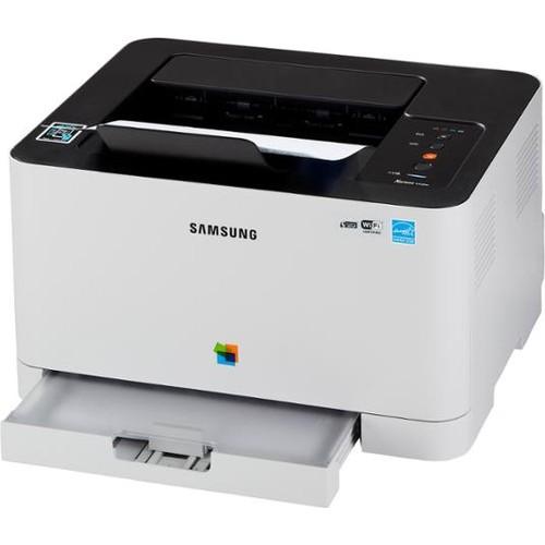 Renkli Lazer Yazıcı Kablosuz Samsung C430W Wireless Printer