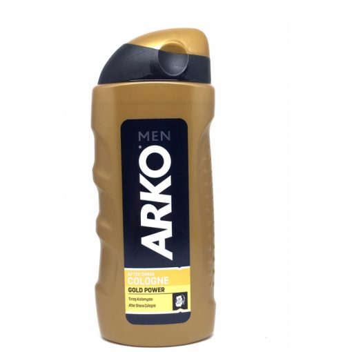 Arko Men Tıraş Kolonyası Gold Power 250 ml