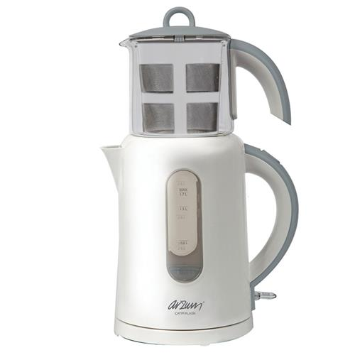 Arzum Ar379 Çayım Klasik Çay Robotu Semaver Çay Makinesi Seti