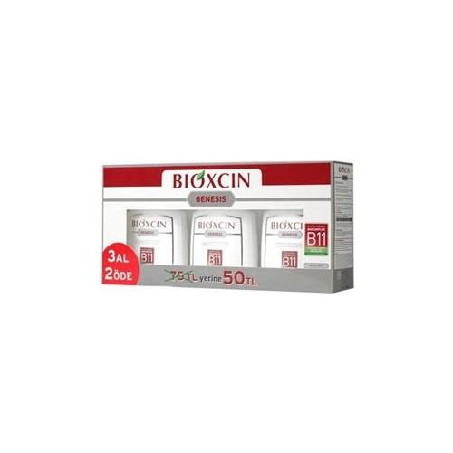 Bioxcin Genesis Şampuan Kuru Ve Normal Saçlar 3 al 2 öde