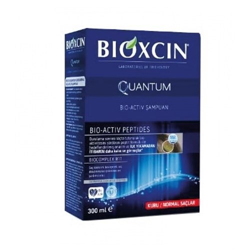 Bioxcin Quantum Kuru Normal Şampuan 300 ml