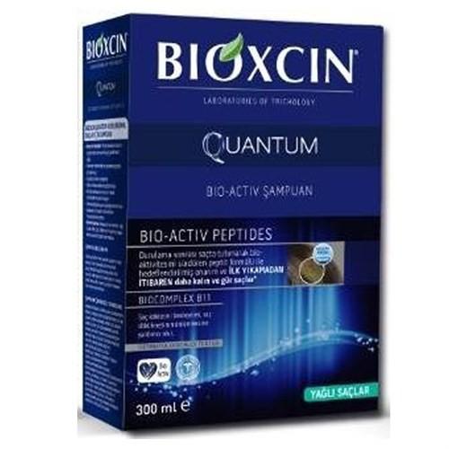 Bioxcin Quantum Yağlı Saçlar İçin Şampuan 300ml