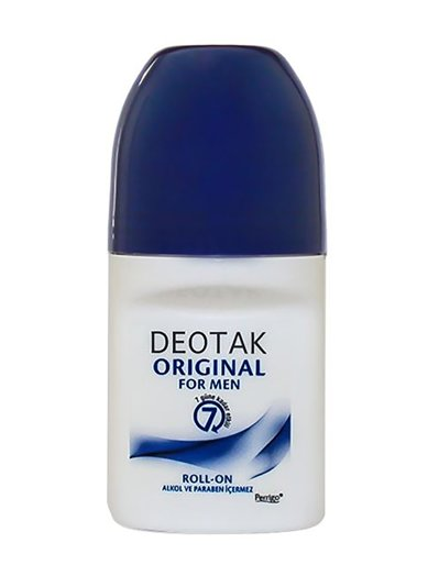Deotak Original For Men Roll-On Deodorant Erkek 35ml