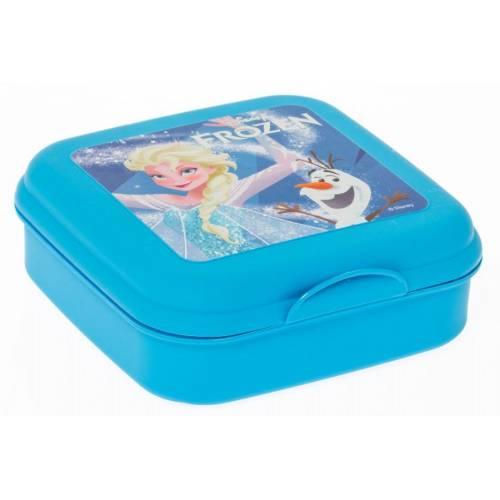 Frozen Elsa Karlar Ülkesi Kız Çocuk Beslenme/Sandviç Kutusu