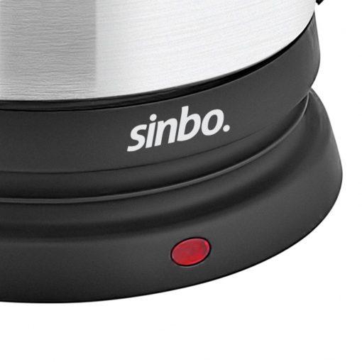 Sinbo Sk-7371 12V Araç Su Isıtıcısı & Kettle Araba Otomobil Girişli Ketıl