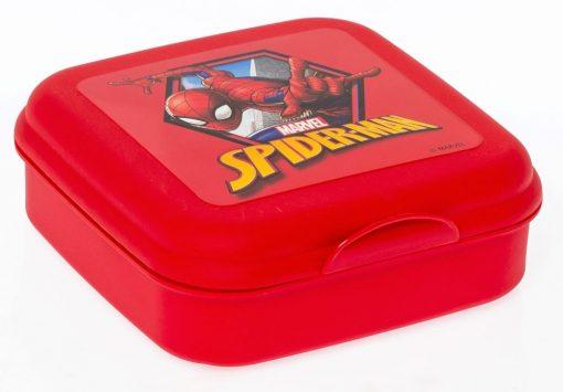 Spiderman Örümcek Adam Erkek Çocuk Beslenme/Sandviç Kutusu