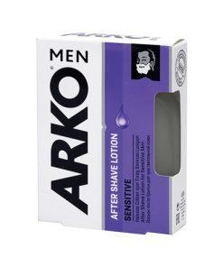 Arko Men After Shave Hassas Ciltler İçin Tıraş Sonrası Losyon 100 Ml