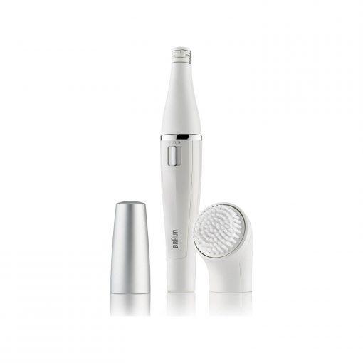 Braun Face Yüz Epilatörü ve Yüz Temizleme Cihazı SE810