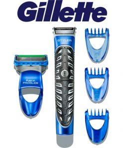 Gillette Fusion Proglide Styler Trimmer Tıraş Makinesi 3+1 Seti