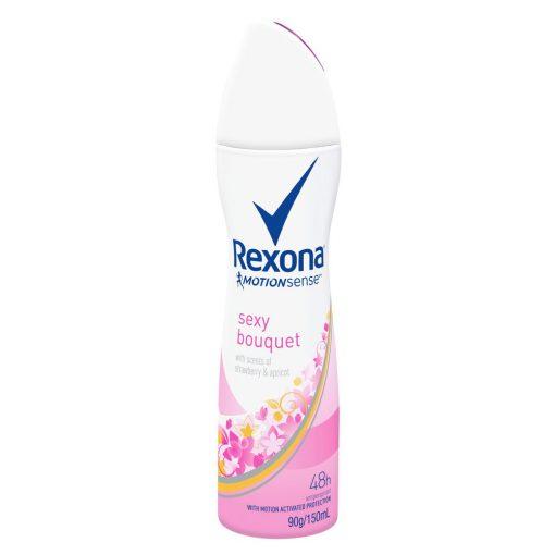 Rexona Women Sexy Bouquet Bayan Deodorant 150ml Kadın Deo