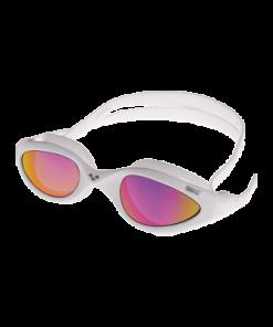 Arena Imax Mirror Aynalı Yüzücü Gözlüğü Havuz Deniz Sporcu Yüzme Gözlüğü Beyaz