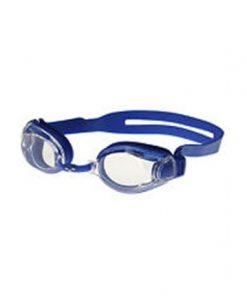 Arena Zoom X Fit Yüzücü Gözlüğü Havuz Deniz Sporcu Yüzme Gözlüğü Mavi