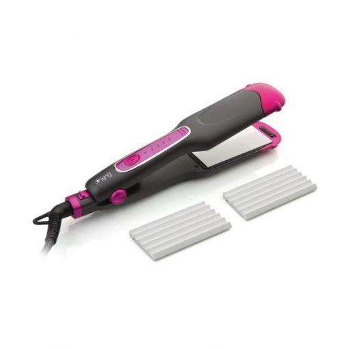 King Style Duo Saç Düzleştirici ve Tost Makinesi K911 StyleDuo