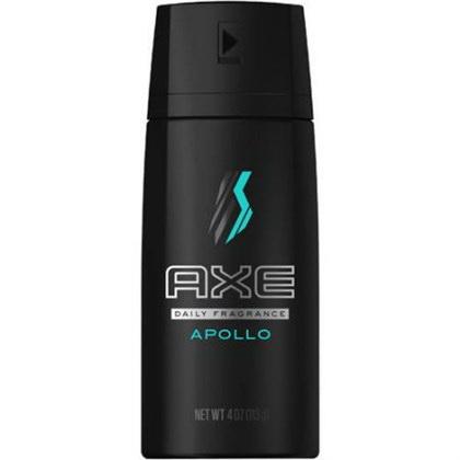 Axe Apollo Deodorant Vücut Spreyi 150ml Kalıcı Koku Sprey Bodyspray
