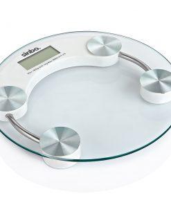 Dijital Baskül Sinbo Elektronik Cam Banyo Tartısı Dijital Gösterge Sbs 4443