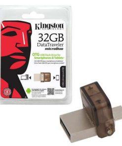 Kingston 32GB Microduo USB OTG Bellek Flash Disk Mini Hafıza
