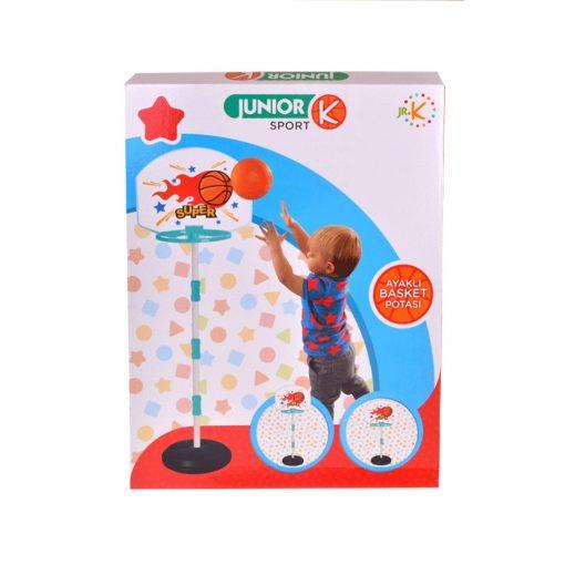 Ayaklı Basketbol Potası Ayarlı Basket Pota Çemberi