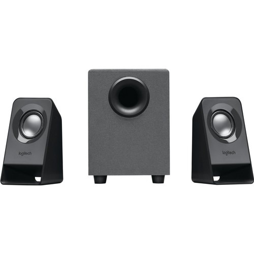 Logitech Z211 2+1 Subwoofer 3.5mm/USB Hoparlör MultiMedia Speaker (980-001269)