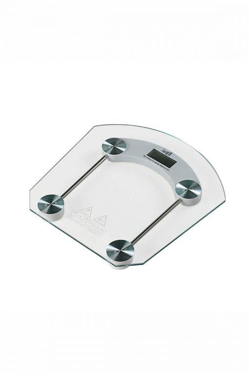 Dijital Baskül Techfit Elektronik Cam Banyo Tartısı Dijital Gösterge TF 1057