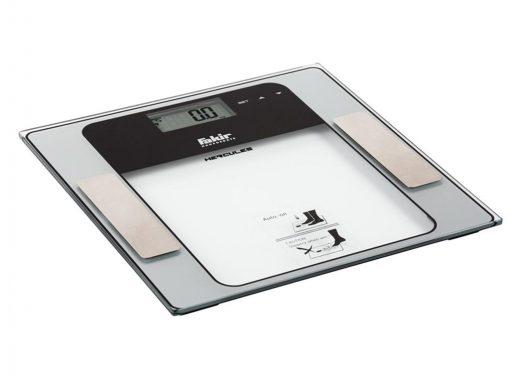 Fakir Vücut Yağ Analiz Baskülü Elektronik Cam Banyo Tartısı Dijital