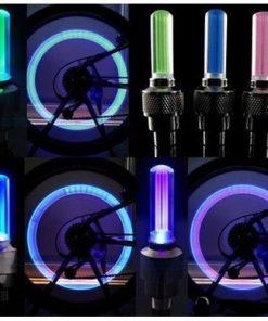 Hareket Duyarlı Led Bisiklet Motorsiklet Sibop Işığı Teker Lambası