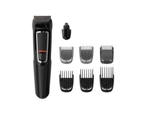 Philips Şarjlı 8i1 Arada Saç Sakal Kesme Şekillendirme Tıraş Makinesi