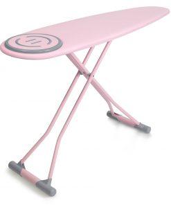 Ütü Masası Doğrular Perilla Katlanır Ütü Masası Premium Pembe