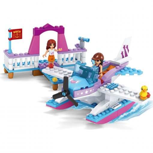 Bircan Bricks 167 Parça Fashion Set Lego Oyuncak Seti