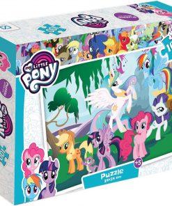 My Little Pony100-1 Puzzle 100 Parça Yap boz Oyuncak Ca Games 5009