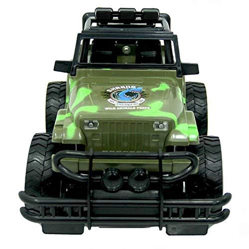 Uzaktan Kumandalı Şarjlı Askeri Jeep Oyuncak Jip Pasifik G4012