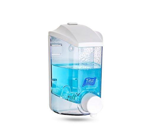 Damla Sıvı Sabun Ve Şampuan Makinesi 400 ml Titiz TP-193