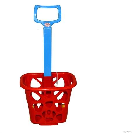 Oyuncak Alışveriş Arabası Supermarket Car Zuzu 4044