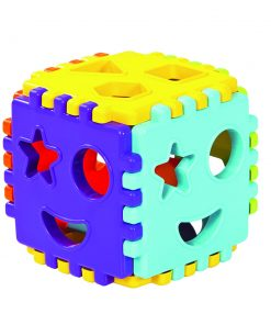 Smartland Bultak Kare Fileli Oyuncak Mgs 0625