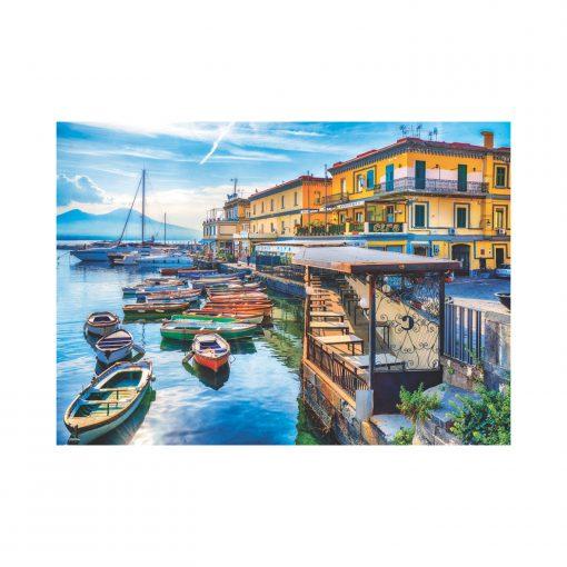 1000 Parça Puzzle Yap boz Sandallar 68x48Keskin Color Puzz