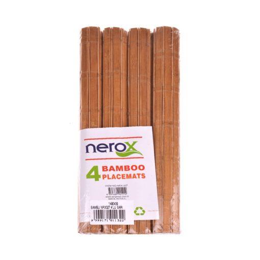 Bambu Amerikan Servis Seti 4lü Nerox Nrx-327