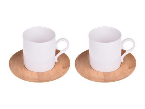 Bambum Kahve Fincanı Takımı 2 Kişilik Sosa B2780