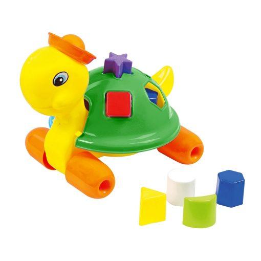 Smartland Bultak Puzzle Kaplumbağa Oyuncak MGS 0632
