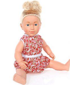 Türkçe Konuşan Rüya Bebek 60 Cm Oyuncak Şimşek 8508