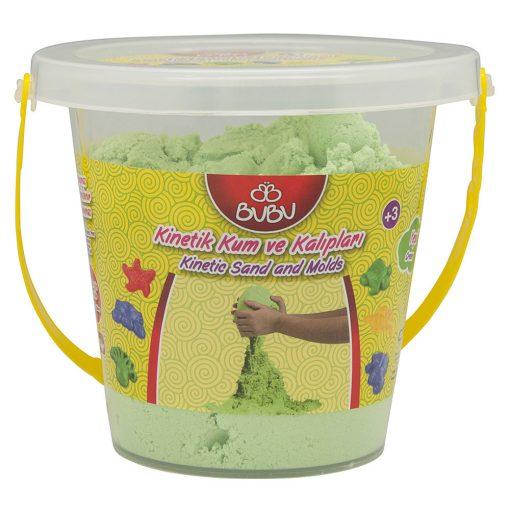 Bu-Bu Kinetik Kum Kova 1000 gr. Yeşil