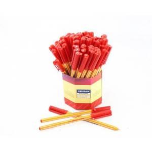 Pensan 60lı Tükenmez Kalem 1 mm Offispen Kırmızı 1010