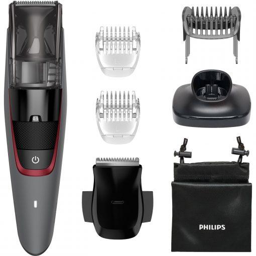 Philips Beardtrimmer Series BT7512/15 Vakumlu Sakal Düzeltici