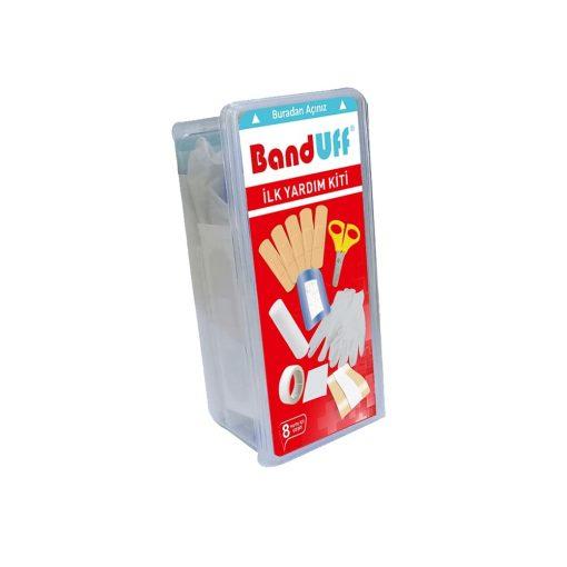 Banduff İlk Yardım Kiti 8li Sağlık Kiti