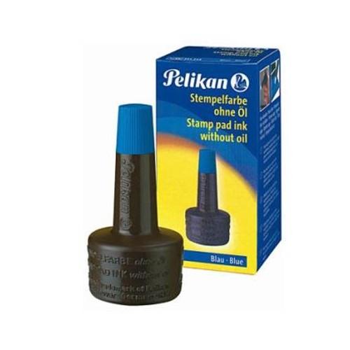 Pelikan Istampa Mürekkebi Mavi 30Cc 351213