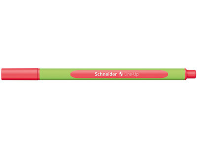 Schneider Line Up Fiber Uçlu Kalem 0.4 mm Kalem Fashion Pink Pembe 191009