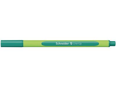 Schneider Line Up Fiber Uçlu Kalem 0.4 mm Kalem Nautik Green Yeşil 191014